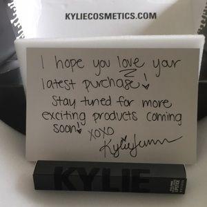 Kylie Cosmetics Velvet Liquid Lipstick - Heat
